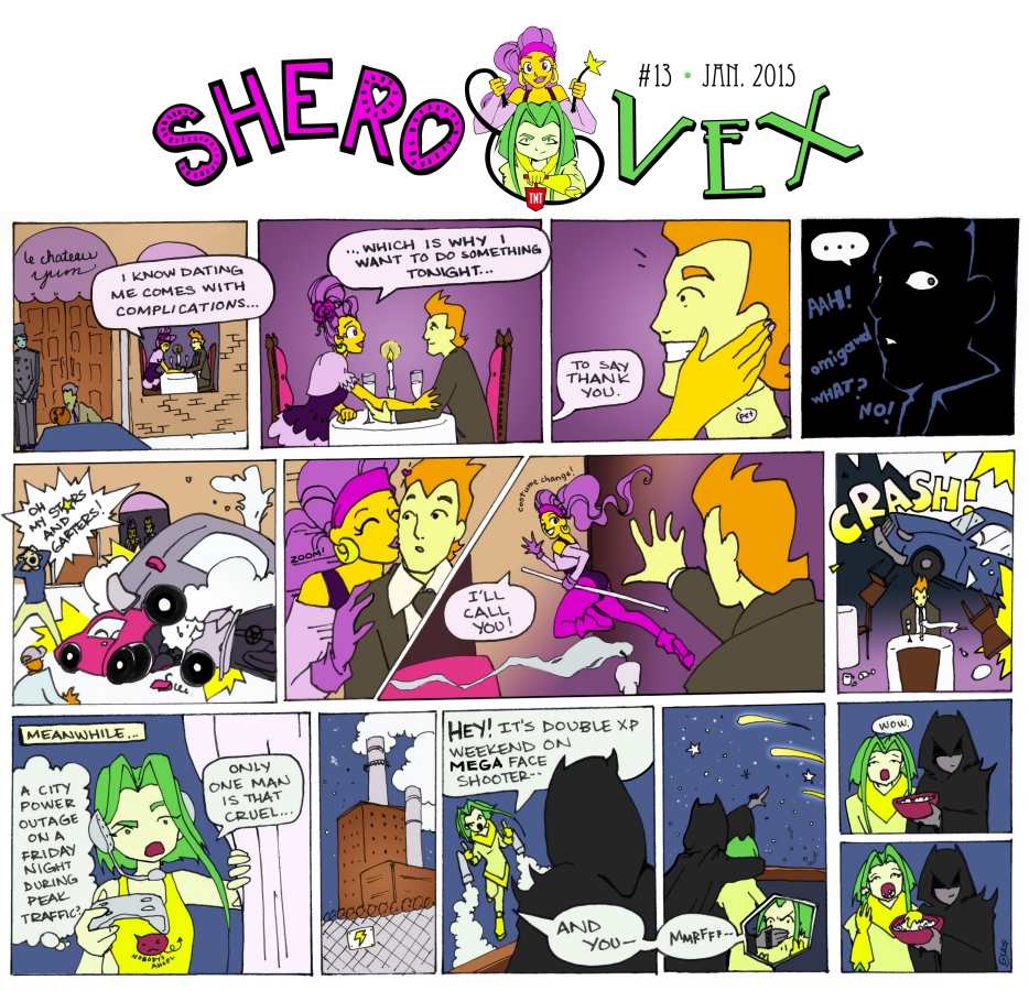 Shero and Vex #13